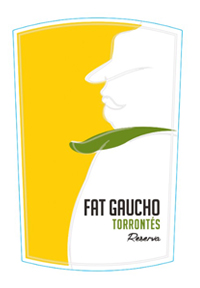 Torrontes Wine Label